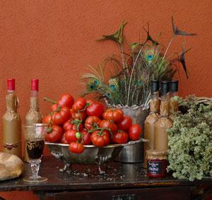 Pesto, Oliven etc.